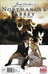Jane Austen Northanger Abbey Comic 2 First Print 2011 Nancy Butler Janet Lee
