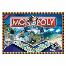 Monopoly - Cornwall Monopoly Board Game - 002592