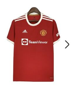 Manchester United Home Style Shirt NEW 21/22 season