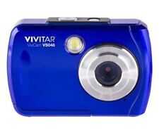 Underwater Waterproof Digital Camera Vivitar VS048 16 Megapixel (Blue)