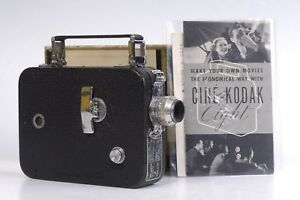 CINE-KODAK 8 Model 60 Camera 8