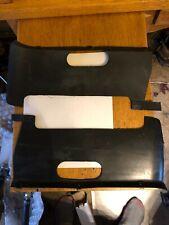 1969 EARLY Corvette Headlight Shields.  Hard to find! 68 70 71 72 73 L@@K!