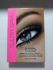 Victoria's Secret VS Cosmetic Makeup SULTRY SPRING EYE SHADOW PALETTE RARE NEW