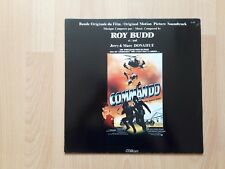 Roy Budd And Jerry & Marc Donahue – Commando lp