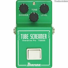 NEW IBANEZ TS808 TUBE SCREAMER OVERDRIVE GUITAR EFFECTS PEDAL $0 US SHIP!!
