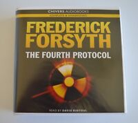 The Fourth Protocol: by Frederick Forsyth  -  Unabridged Audiobook 12CDs