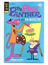 Pink Panther #30    Painting Cover