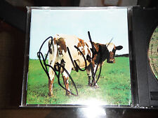 PINK FLOYD ROGER WATERS SIGNED ATOM HEART MOTHER CD COVER