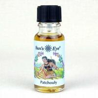 Patchouly - Oil by Sun's Eye  1/2 oz    ~Aromatherapy