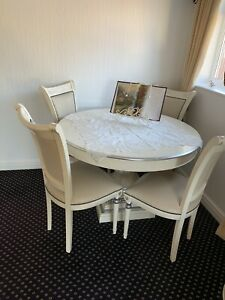 dining table and chairs 4