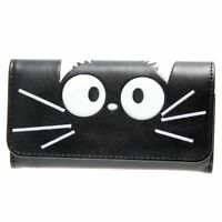 Women Cute Cats Wallet Students Long Coins Purses Money Card Fashion Holders New