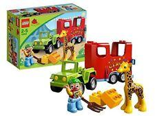 LEGO Duplo 10550. En la Ciudad: El Remolque del Circo. De 2 a 5 años