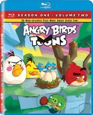 Angry Birds Toons - Season 1, Vol. 2 (Blu-ray Disc, 2014) * NEW *