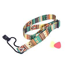 1x Adjustable Nylon Printing Style Ukulele Strap Ukulele guitar Accessories cn