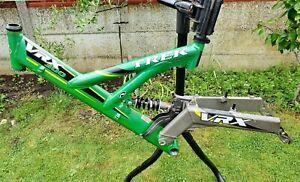 "TREK VRX 300 1999 Retro 18"" FRAME VGC + Fox Mountain Classic Downhill MTB Bike"