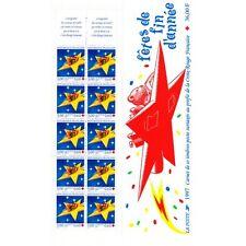 Carnet Croix-Rouge CR2046 - Fêtes de fin d'année - CR (3122a) - 1997