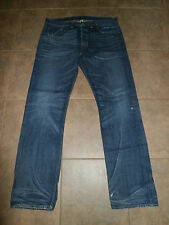 RRL Men's SELVEDGE Low Straight 36 x 34 Made in USA Ralph Lauren Jeans Polo