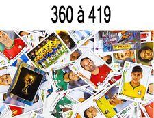 Sticker PANINI FIFA 2014 coupe du monde -  360  à 419   Brazil 2014