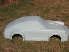 Porsche hot rod stroller pedal car fiberglass body R/C 1/4 Scale