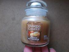 Yankee Candle Usa Raro Calabaza batida Tarro pequeño