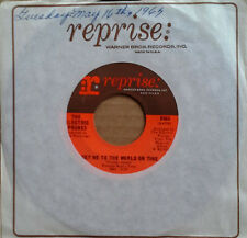 ELECTRIC PRUNES - GET ME TO THE WORLD ON TIME - REPRISE 45 - 1967