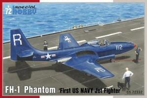 Special Hobby 1/72 McDonnell FH-1 Phantom 'First US Navy Jet Fighter' # 72332