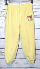 Rare Kids Unisex Hamtaro Hamtori Hamster Anime Asian Sized Sweatpants 11