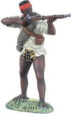 W. Britain - Zulu War British Natal Native Contingent with Rifle 20133 NNC