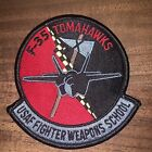 usaf patch: F-35 Weapons School Patch