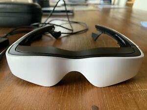 ZEISS cinemizer OLED 3D Videobrille in OPV mit Zubehör + Eyeshield f. FPV Drohne