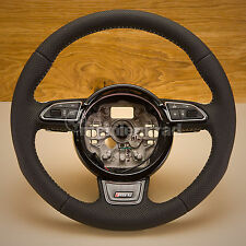 8-4  Neu Beziehen Ihres Lenkrades Audi 4-R A1 S1 8X A6 S6 A7 S7 4G