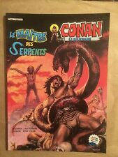 CONAN (ARTIMA COLOR MARVEL GEANT) - T12 : Le maître des serpents