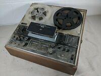 SONY TC-377 Vintage Reel to Reel three head stereo tape recorder tapecorder