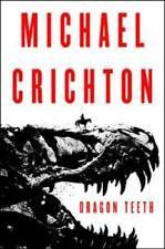 Dragon Teeth: A Novel - Hardcover By Crichton, Michael - VERY GOOD