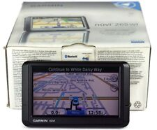 Garmin Nuvi 265wt Black Navigation Unit Bluetooth Some Accessories Tested Works