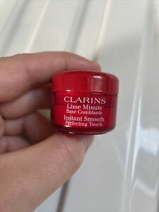 Clarins Instant Smooth Perfecting Touch Primer Travel Size 4ml Brand New
