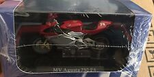 """DIE CAST SUPERBIKES  """" MV AUGUSTA 750 F4 """" ATLAS  SCALA 1/24"""
