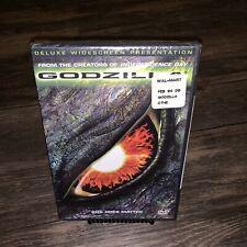 New & Sealed Godzilla Science Fiction Dvd