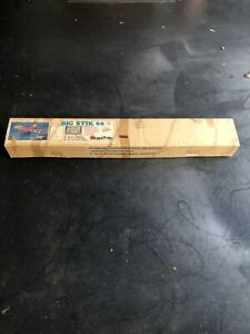NIB VINTAGE GREAT PLANES BIG STICK 60 R/C MODEL AIRPLANE KIT