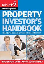 Property Investor's Handbook (Which? Essential G, Kate Faulkner, Excellent