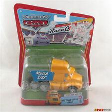 Disney Pixar Cars Octane Gain Semi RaceORama Mega #16 - worn ripped packaging