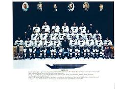 1973 1974 ST. LOUIS BLUES 8X10 TEAM PHOTO HOCKEY NHL MISSOURI USA