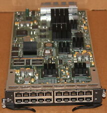 Brocade Foundry NetIron NI-MLX-1Gx20-GC 20 Port gigabit Ethernet Module