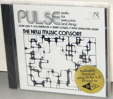 Classic Records GOLD CD NWCD 319: JOHN CAGE, PULSE, Percussion & Strings 1995 SS