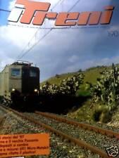 I Treni 190 1998 Poster Locomotiva FS 940.022