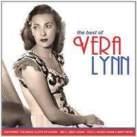 THE BEST OF VERA LYNN 25 GREAT SONGS White Cliffs of Dover We'll meet again More