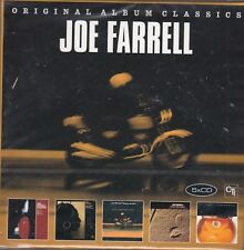 Joe Farell / Outback, Penny Arcade, Upon This Rock, Canned Funk u.a.(5 CDs,OVP)