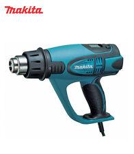 Makita Electric Heat Air Gun Kit LCD Display Digital Variable Temperature HG6500