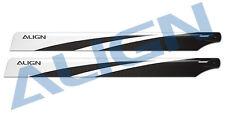 Align Trex 500X 470 Carbon Fiber Blades HD470A