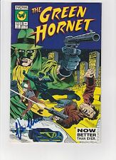 Van Williams Autographed Signed Green Hornet Comic Book LOA!!